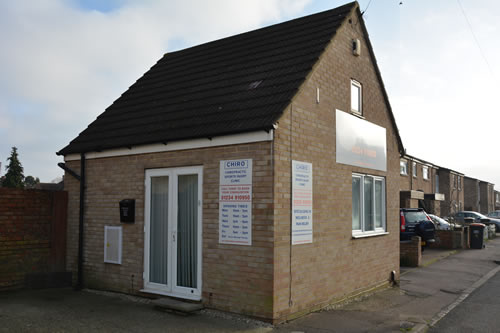 Farrer House - Chiropractic clinic for Kempston and Bedford, UK