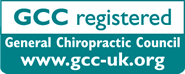 GCC registered Chiropractor, Kempston Bedford. UK